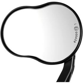 Humpert Ergotec M-99L espejos retrovisores para E-Bike, black